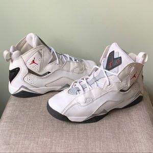 "Jordan True Flight GS ""White"""